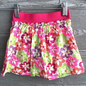 ⭐️ Floral skirt size 2T